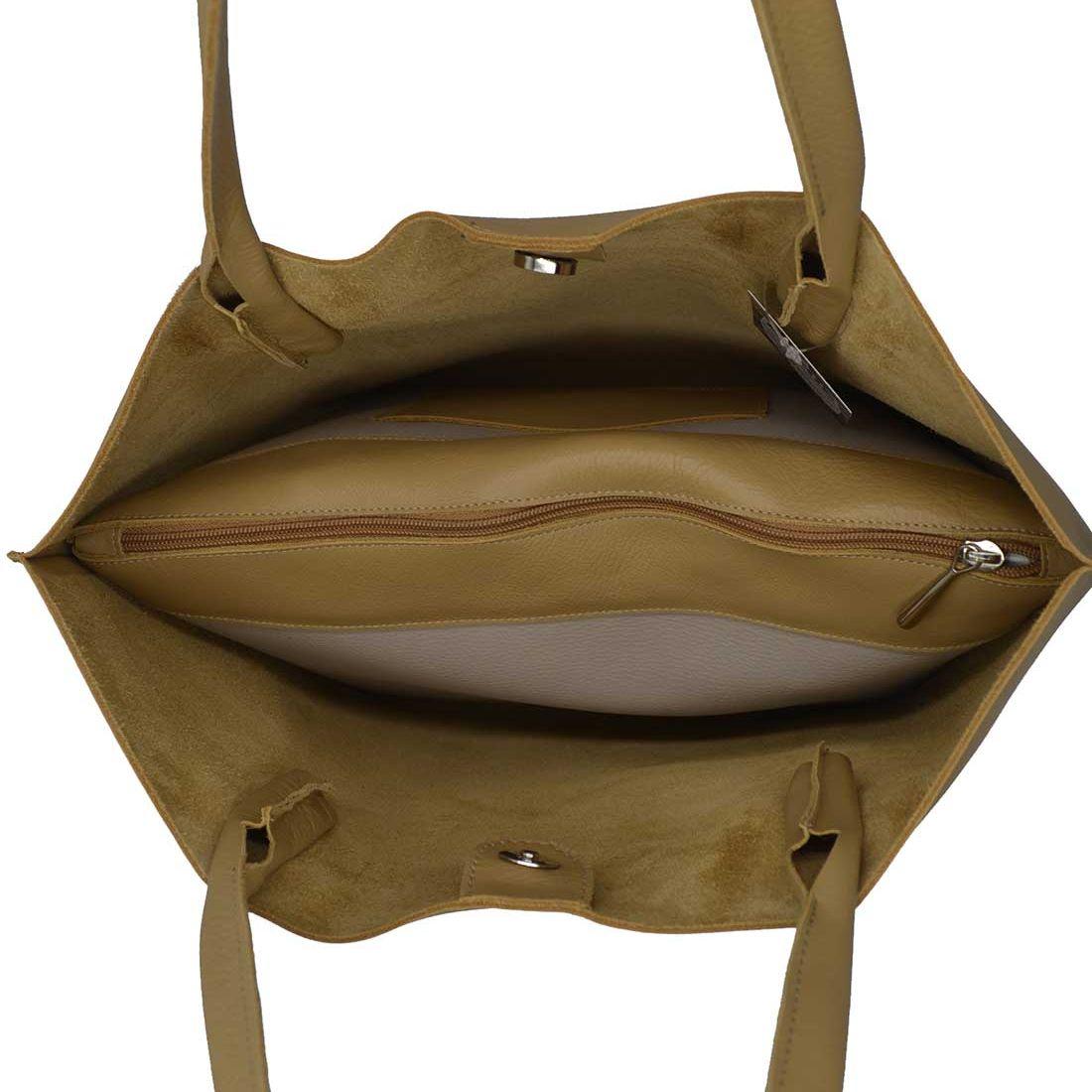 cf7c6ff92 Bolso piel mujer moda color arena.ENVIO GRATIS!!BolsosMaletas Annie
